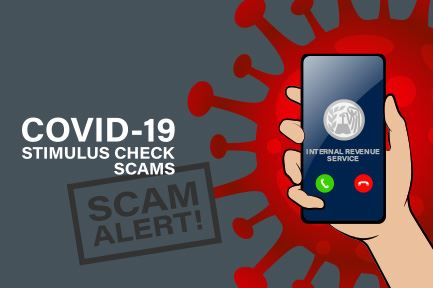 COVID-19 Stimulus Check Scams