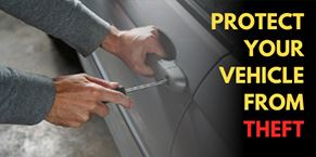 Protect Your Vehicle From Theft